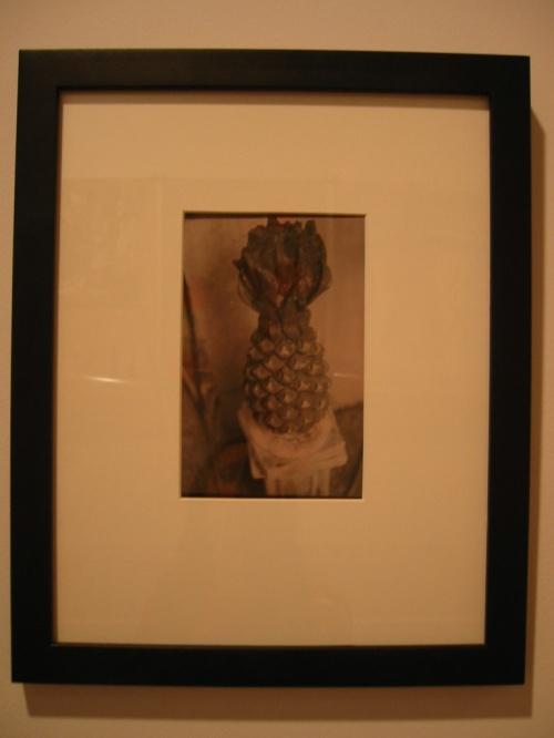 Paul Campbell - Pineapple Pedestal