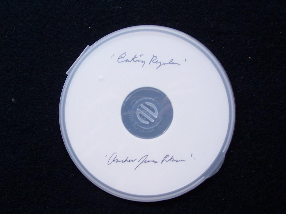 Andrew J Paterson - Eating Regular, DVD