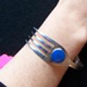 Sandy Plotnikoff - Snap Fork Bracelet