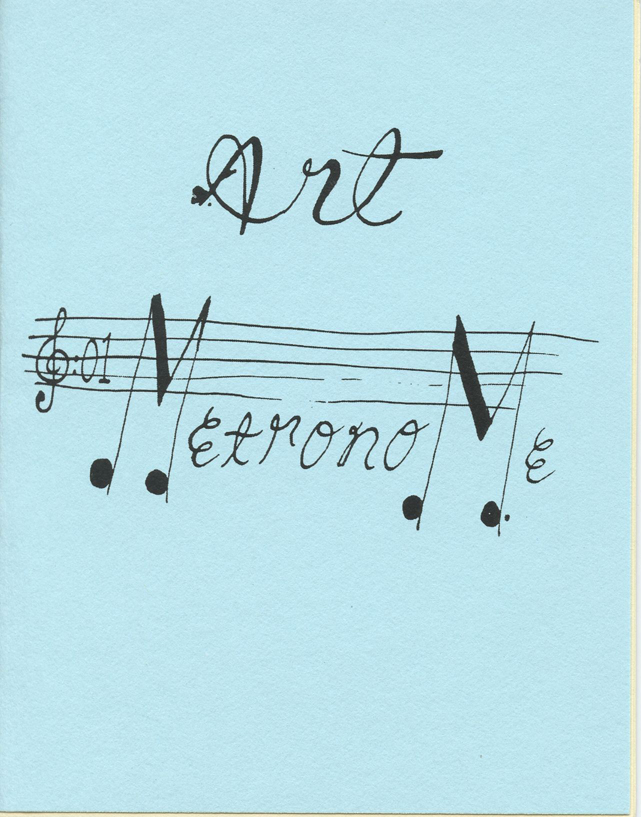 Art Metronome 01. An Evening of Performances by Musicians and Sound Artists