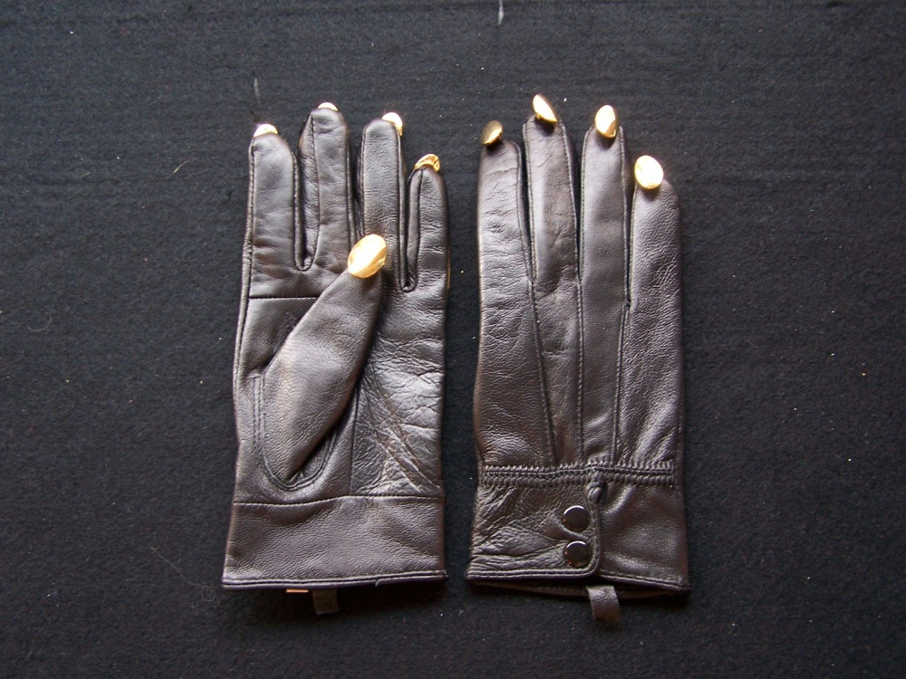 Luis Jacob - The Gloves of the Hand of the Spirit