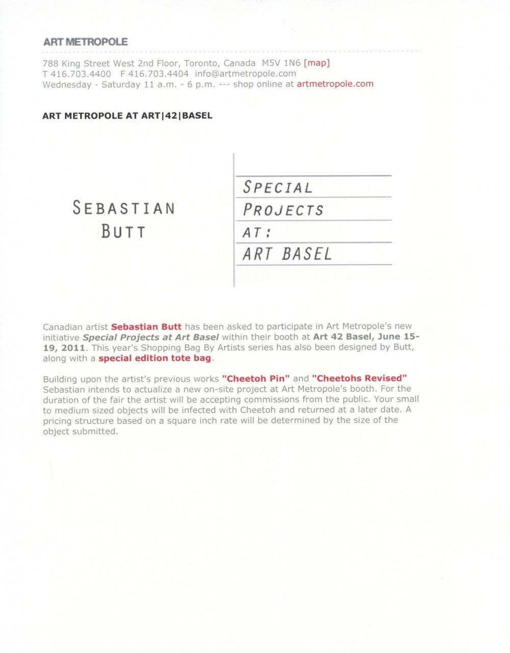 AMA1109, page 1