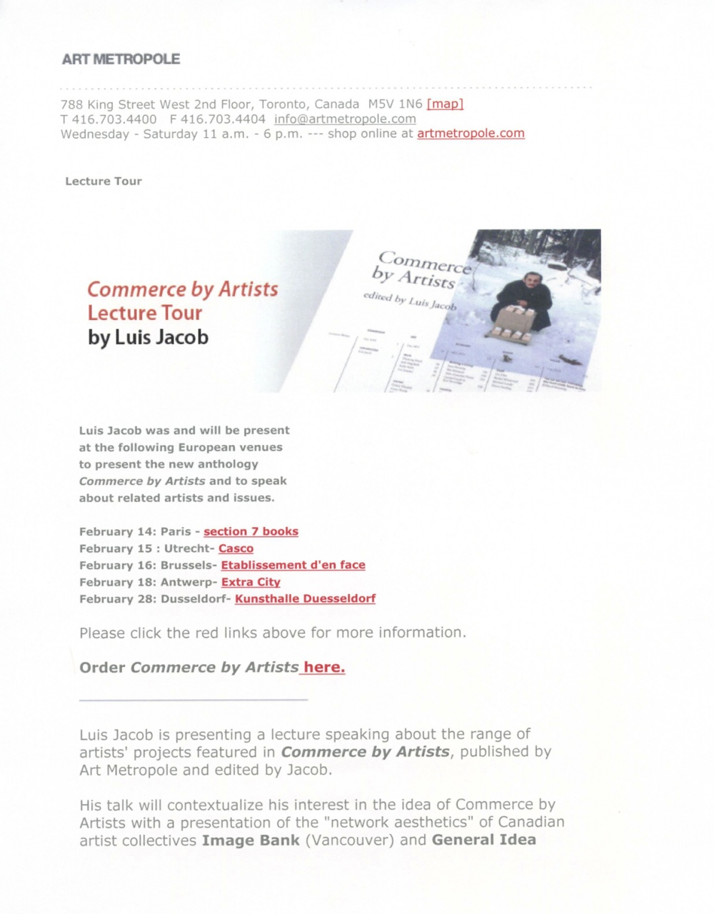 AMA1205, page 1