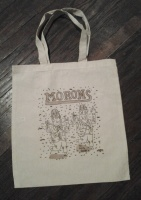 Keith Jones: Morons book bag