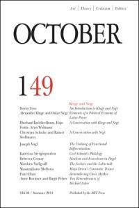 october issue 149