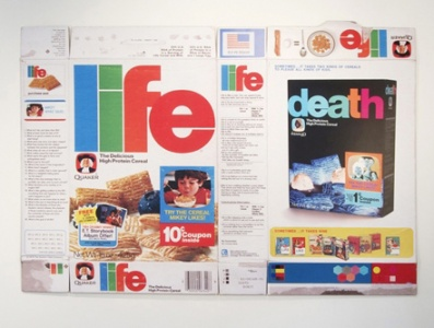 LIFE Cereal Box
