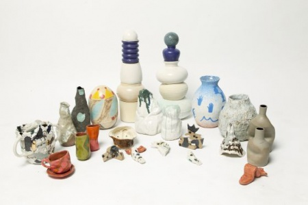 Some New Fires Ceramics Exhibition