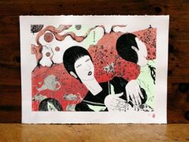 daisuke ichiba: Untitled Poster -A