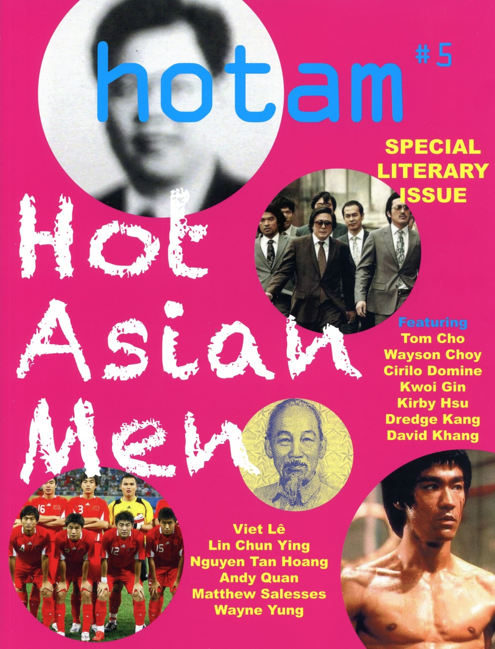 hotam #5: Hot Asian Men