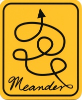 Denise St Marie and Timothy Walker: Small Sign Series 02(Meander)