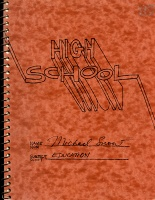 Michael Snow: High School