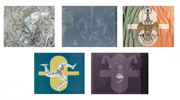 Matthew Barney: Cremaster 4, 5, 1, 2, 3