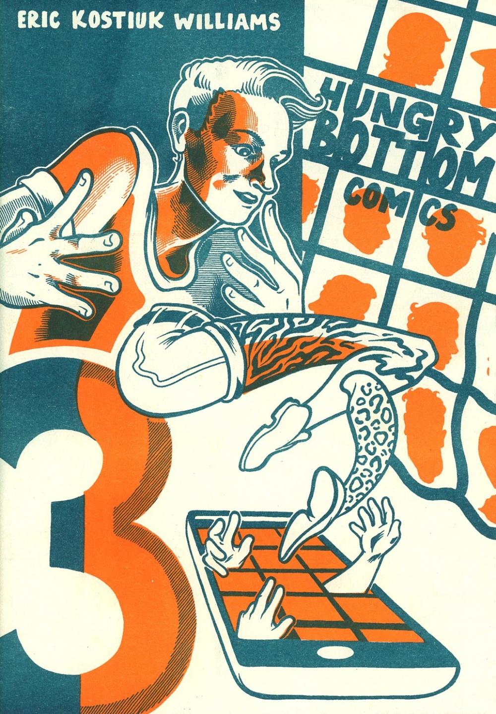 Hungry Bottom Comics 3