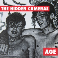 The Hidden Cameras: AGE CD