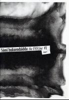 Joar Nango: Sámi huksendáidda: the FANzine #1