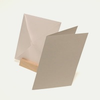 Sarah Nasby: Italicized Envelope and Card