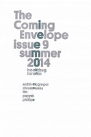 The Coming Envelope, Issue 9, Winter 2014