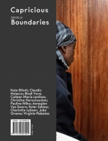 Capricious Volume 2 Issue 15: Boundaries