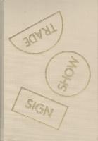 Thomas Macker: SIGN SHOWTRADE