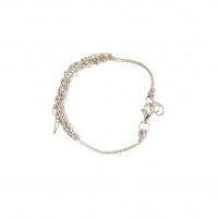 Arielle de Pinto: Bare Chain Bracelet - SterlingSilver