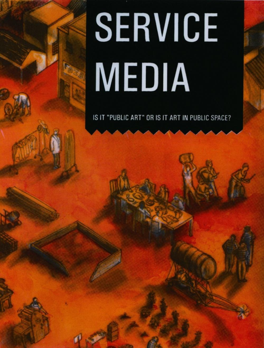 """Service Media  Is it """"Public Art"""" or is it Art in Public Space?"""