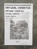Natural Disaster Magazine 01