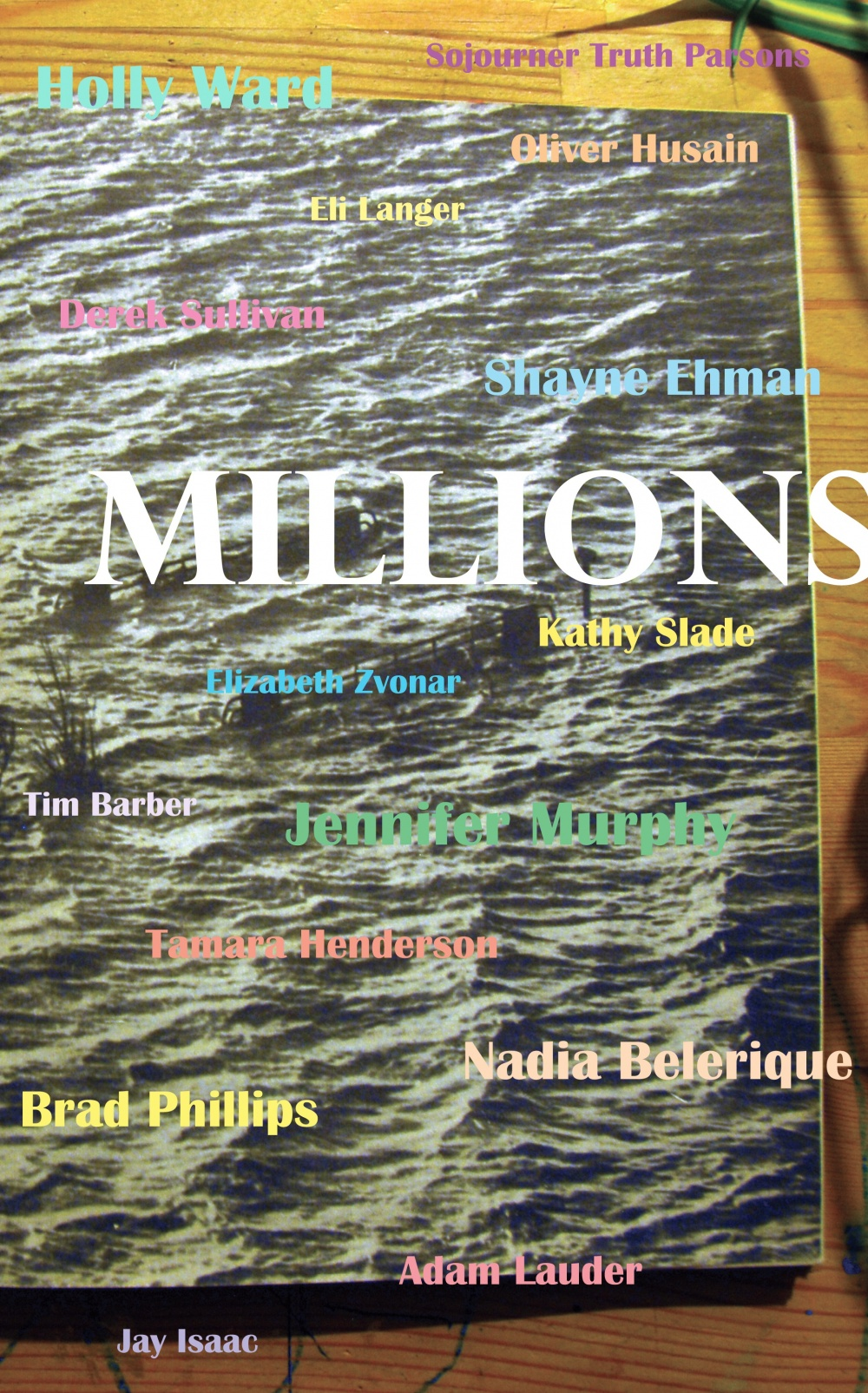 Millions Magazine: Issue 4