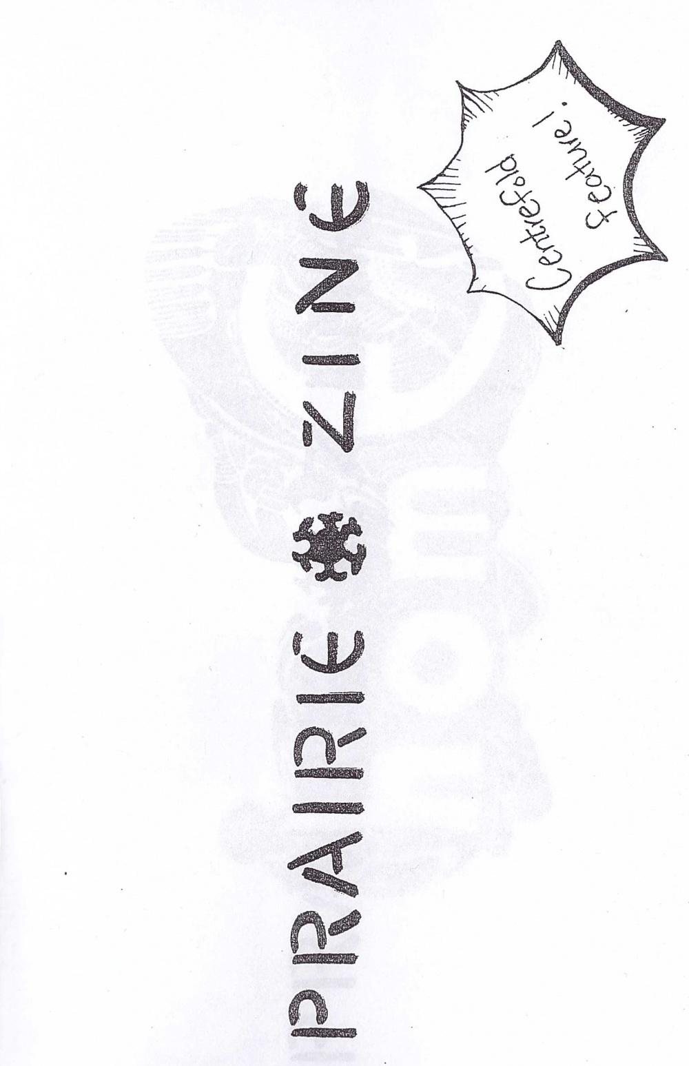PrarieSeen Zine