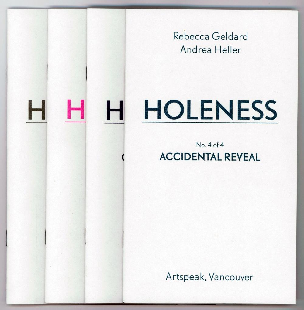 Holeness (No. 1 - 4)