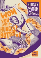 Eric Kostiuk Williams: Hungry Bottom Comics (2012)