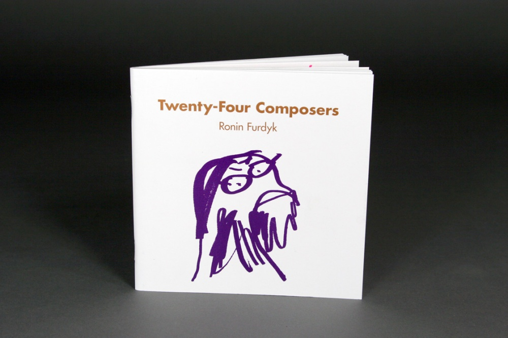 Twenty-Four Composers