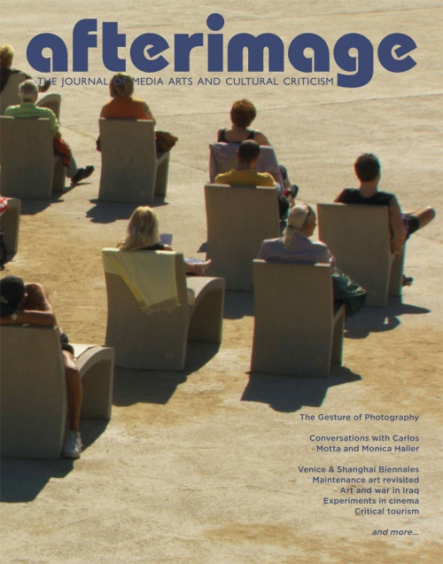 Afterimage Vol. 42 No. 2