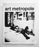 Jesse Harris : Backpatch for Art Metropole