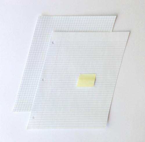 Italicized Graph Paper