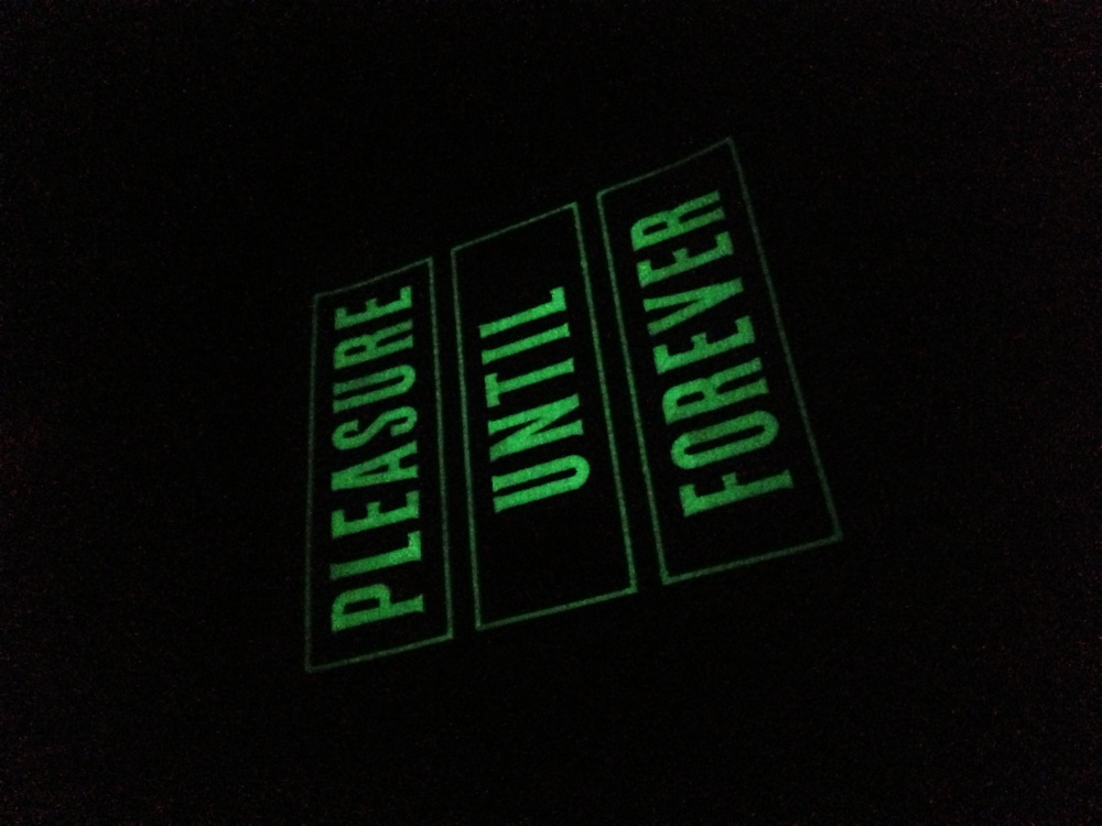 Pleasure Until Forever Night-Glow Patches