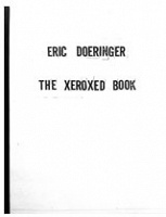 Eric Doeringer: The Xeroxed Book