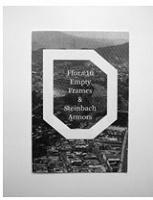 Jonas Delaborde: Ffor#10 Empty Frames & SteinbachArmors