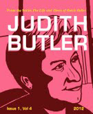 The Life and   Times of Butch Dykes Issue 1 Vol. 4: Judith Butle