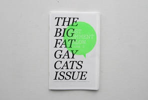 Kelli Miller: Post Comment Below: Issue 2 - The Big Fat Gay Cats Issue