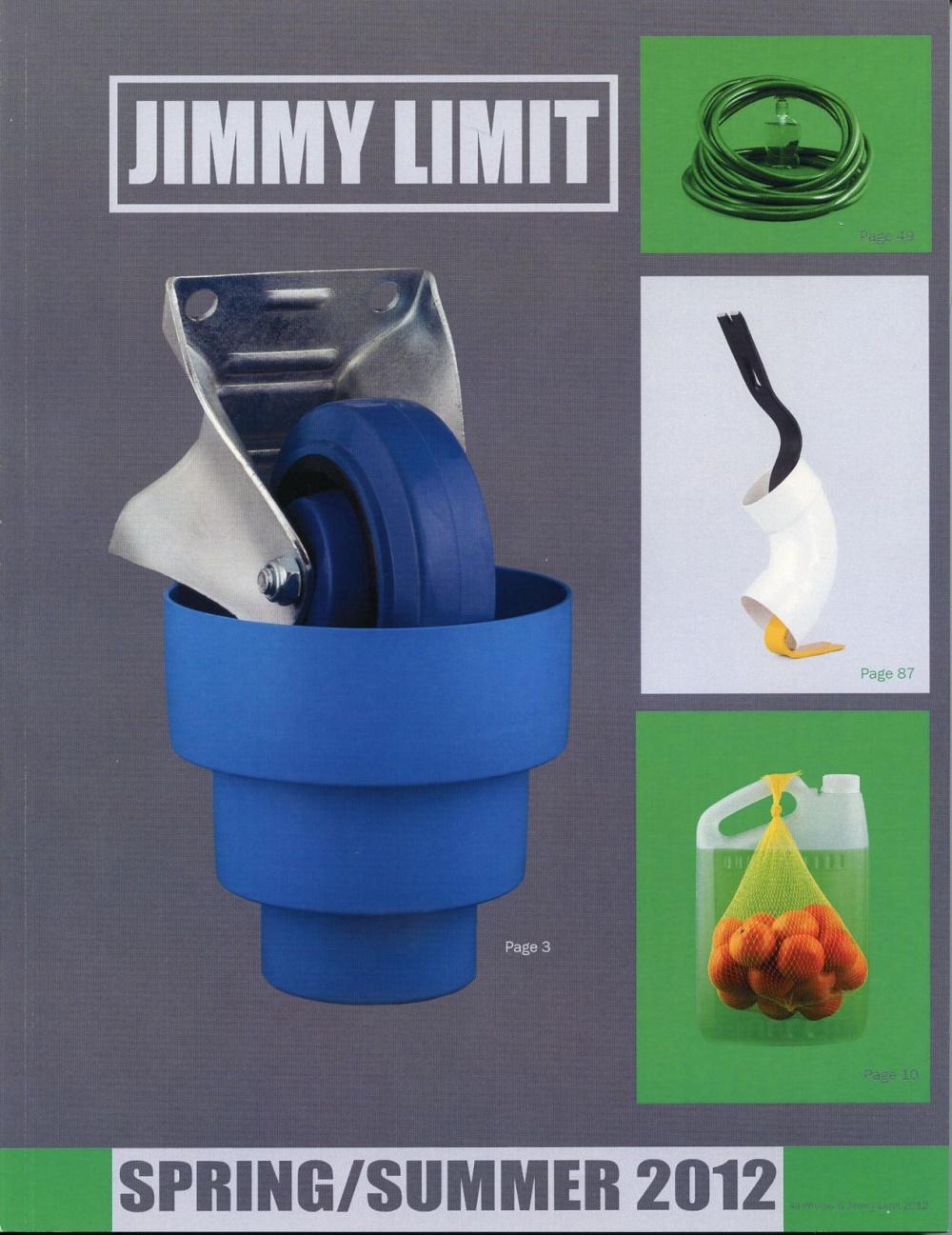 Jimmy Limit: Spring/Summer 2012