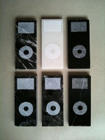 Nathalie Quagliotto: The Marble iPods