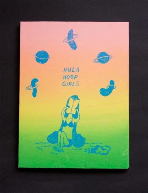 HULA HOOP GIRLS