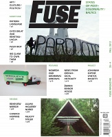 Fuse Magazine 35-4: States of Postcoloniality/BALTICS (Fall 2012)