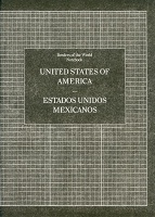 Ruben Pater: Borders of the World Notebook: United States of America - Estados Unidos Mexicanos