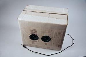 Miles Stemp: SpeakerBox