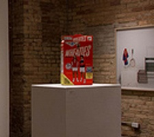 Tibi Tibi Neuspiel and Geoffrey Pugen: Tie-break Wheaties boxes