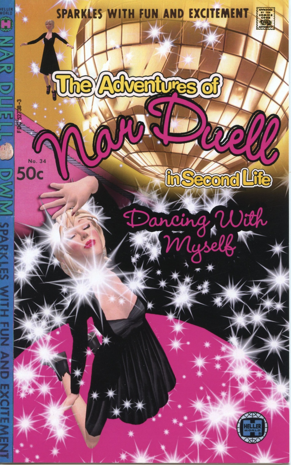The Adventures of Nar Duell in Second Life – Dancing With Myself