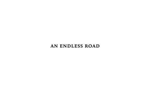 Stephen Ellwood - An Endless Road