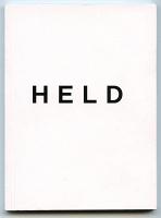 Sebastian Frye:HELD