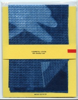 Lili Huston-Herterich: 3 Cyanotype J Cloths for Everyday Use